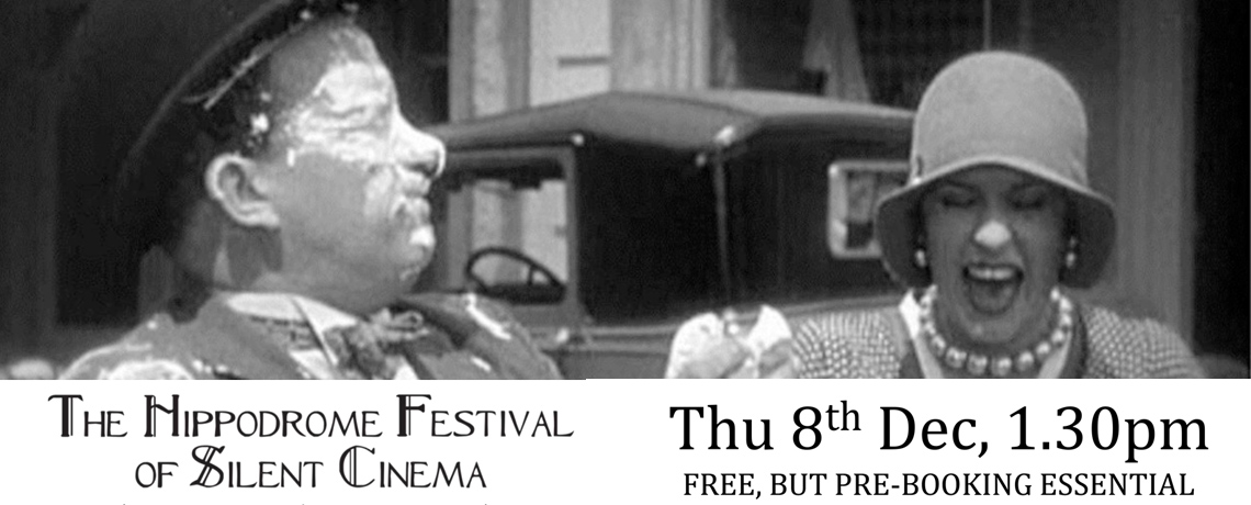 Silent Movie Festival comes to the Barony Theatre