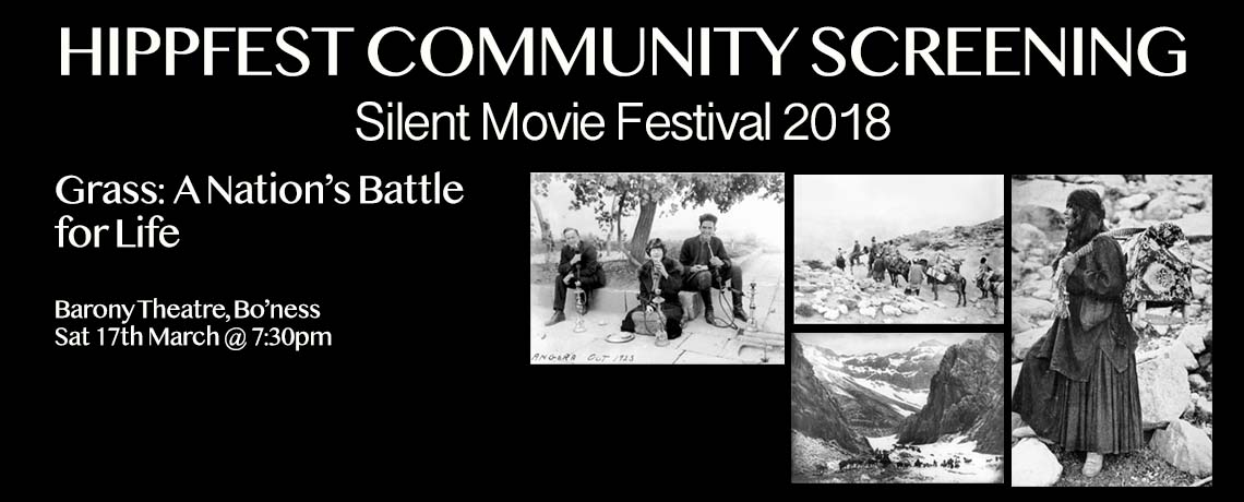 Hippfest Silent Film Festival 2018 – Community Screening @ The Barony