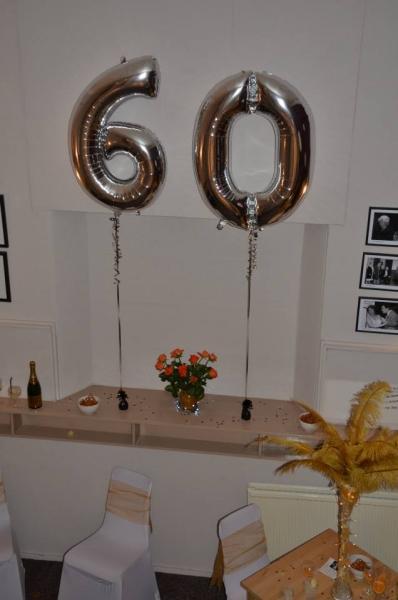60th anniversary 9