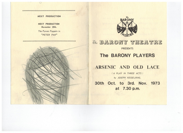 Arsenic-Old-Lace-1973-Programme