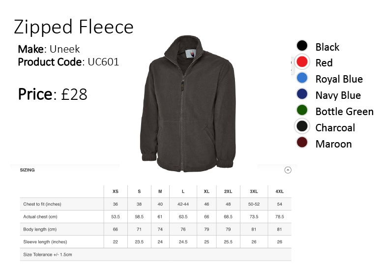 Merchandise-Zipped-Fleece