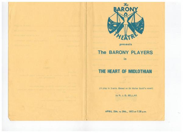 Heart-of-Midlothian-1972-Programme