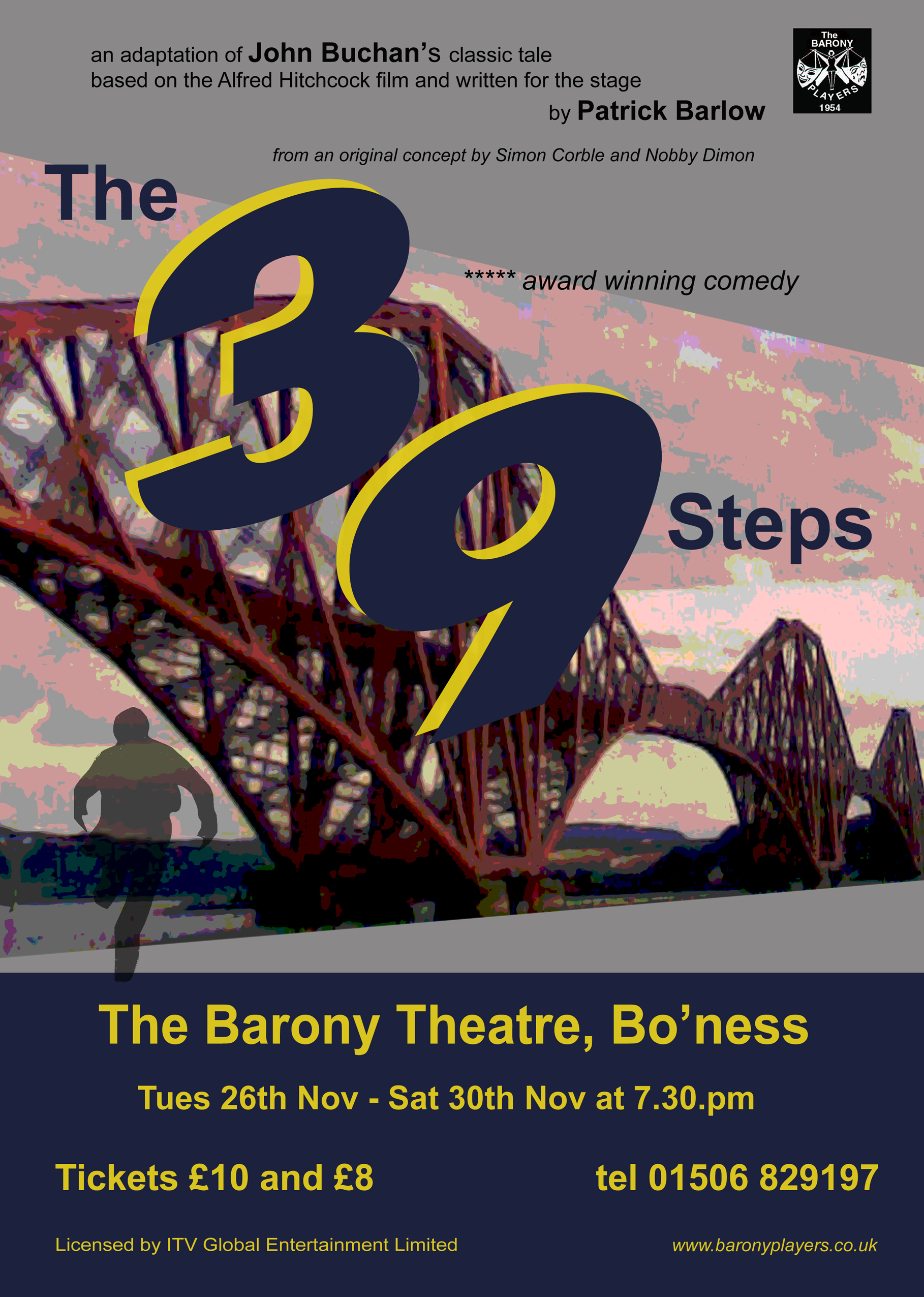 the-39-steps-poster