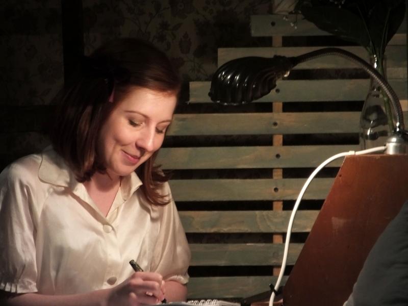 Anne Frank 18pg