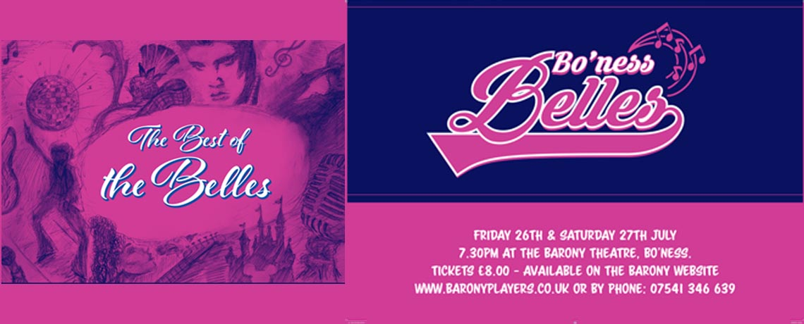 The Best of The Belles – 26th/27th July