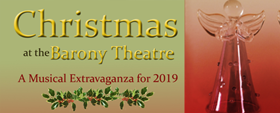 Christmas Concert at the Barony Theatre – 6th/7th Dec